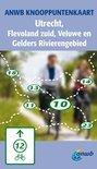 ANWB Knooppuntkaart / Utrecht, Flevoland Zuid, Veluwe en Gelders rivierengebied