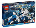 LEGO Space Police Intergalactische Jager - 5974