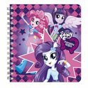 My little Pony Equestria Girls Dagboek met slotje