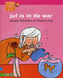 Juf is in de war