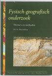 Fysisch-geografisch onderzoek + CD-ROM