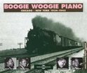 Boogie Woogie Piano: Chicago-New York 1924-1945