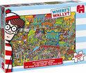 Waar is Wally? Het Allerwildste Westen - Puzzel - 1000 stukjes