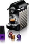 Krups Nespresso Apparaat Pixie XN3005 - Electric Titanium