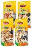 Hope farms knaagknabbel hartjes - 100 gr