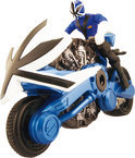 Power Rangers Motor Blauw
