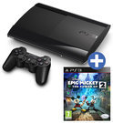 Sony Playstation 3 12GB Super Slim + Epic Mickey 2