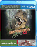 Dinosaurs Alive! (IMAX) (3D Blu-ray)