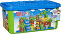 Mega Bloks First Builders Large Tub Safari