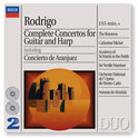 Rodrigo: Complete Concertos for Guitar and Harp / Romeros