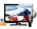Akai ALED1906TBK - LED Tv/DVD Combo - 19 inch - HD Ready