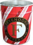 Feyenoord Prullenbak - Klein - Rood