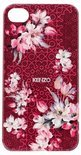 Kenzo Backcover voor Apple iPhone 4/4S Nadir Red