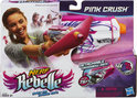 Nerf Rebelle Pink Crush - Blaster