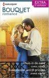 Thuis in de oase / Assepoester wordt prinses - Bouquet Extra Romance 320, 2-in-1