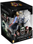 Injustice, Gods Among Us (collector's Edition) Ps3