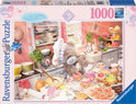 Ravensburger Me to You Tatty Teddy in de Keuken - Legpuzzel