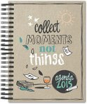collect moments not things agenda  / 2015