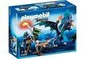 Playmobil Draak met krijger - 5484