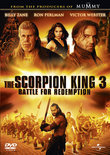 Scorpion King 3: Battle For Redemption (Dvd)
