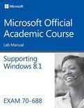 70-688 Supporting Windows 8.1 Lab Manual