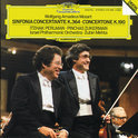 Mozart: Sinfonia concertante K.364; Concertone K.190 (speciale uitgave)