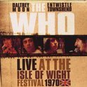 Live At The Isle of Wight Festival 1970 (2Cd+Dvd)