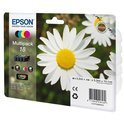 Epson 18 T1806 Inktcartridges - Multipack