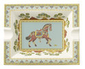 Villeroy & Boch Samarkand Aquamarin - Asbak 17x21cm