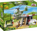 Cobi Small Army Helicopter basis