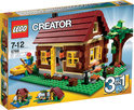 LEGO Creator Houthakkershut - 5766