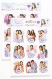 Violetta Puffy Stickers