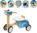 Im Toy - Scooter Blauw