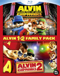 Alvin And The Chipmunks 1&2