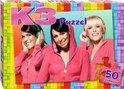 K3 Puzzel - Regenboog 50 stuks