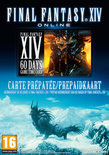 Final Fantasy XIV: A Realm Reborn 60 dagen Pre-Paid Game Card PC + PS3