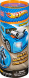 Mega Bloks Hot Wheels Twinduction Team Blauw