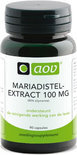 Aov Mariadistel-extract 100 mg