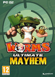 Worms, Ultimate Mayhem (DVD-Rom)