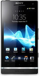 Sony Xperia U - Zwart - T-Mobile prepaid telefoon