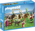 Playmobil Traditionele Afdaling in de Alpen - 5425