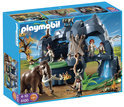 Playmobil Grot Met Mammoet Playmobil - 5100