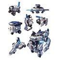 Imaginarium 7X1 Eco-Space - Bouwpakket robot op zonne-energie