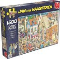 Jan van Haasteren Bouwplaats - Puzzel - 1500 stukjes
