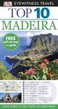 DK Eyewitness Travel Guide Top 10 Madeira