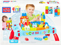 Mega Bloks First Builders Maxi 3 in 1 - Bouwtafel