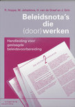 Beleidsnota's die (door)werken
