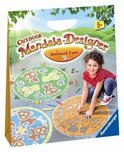 Outdoor Mandala-Designer Animal Fun