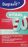 Dagravit Vitaal 50+ - 100 Tabletten - Multivitamine