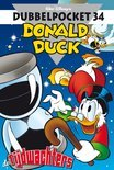 Donald Duck Dubbelpocket / 34 Tijdwachters